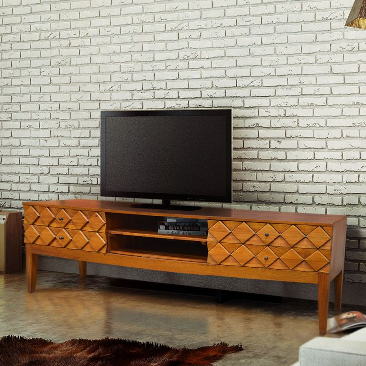 #low #console #table #teakwood #solidwood for #intertainment units such as #tvstand #hifistand for your #lnterior #furniture and #livingroom by #gabeart #furniturebali #furnituretoday #picoftoday more products visit www.gabeart.com