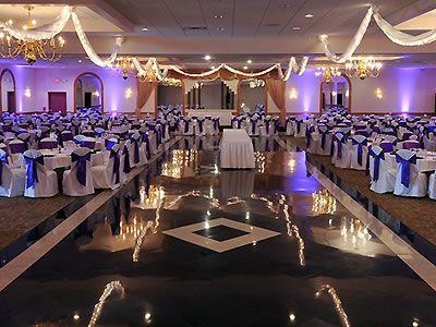 Gaslite Manor West Chicago Suburbs Banquet Halls Wedding Receptions Venues 60504