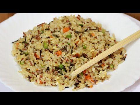 Рис с овощами по-китайски / Простые рецепты