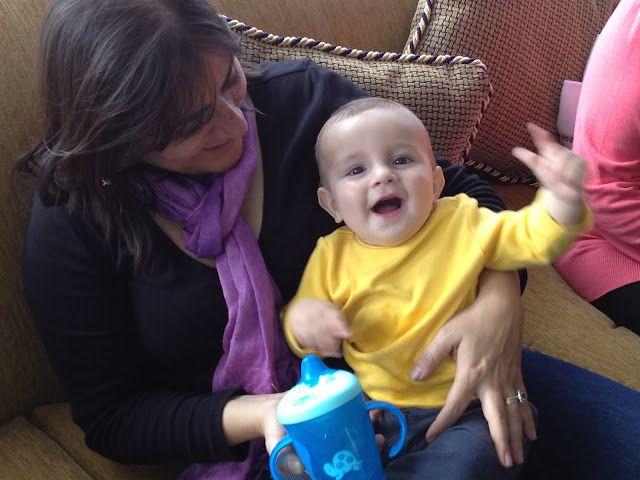 Aromaterapia para bebés