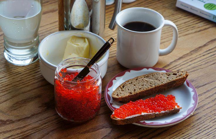 Wild Alaskan salmon, homemade, the best fat soluble vitamins in a natural matrix