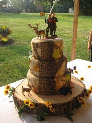 grooms cake. without the sunflowers.: Rednecks Birthday Cakes, Cakes Ideas, Hunt'S Cakes, Cakes Cupcakes Decor, Rednecks Cakes, Hunting Cakes, Cakes Cookies Decor, Bday Cakes, Grooms Cakes