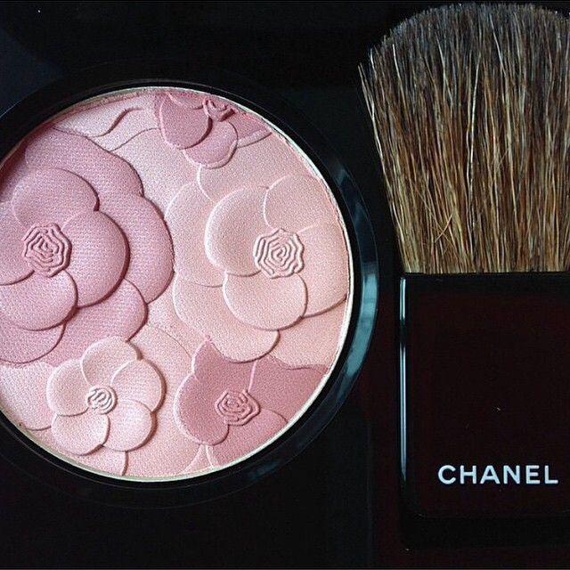 Chanel Blush  Spring 2015