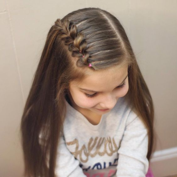 small baby hair cut style - Baby Hair Style #cut #Style #BabyHairStyle