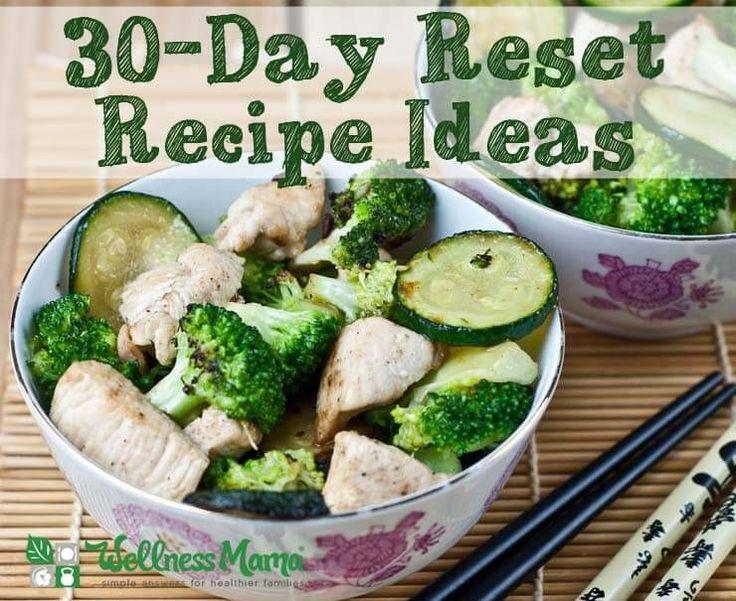 30 Day Reset Autoimmune Diet Recipes