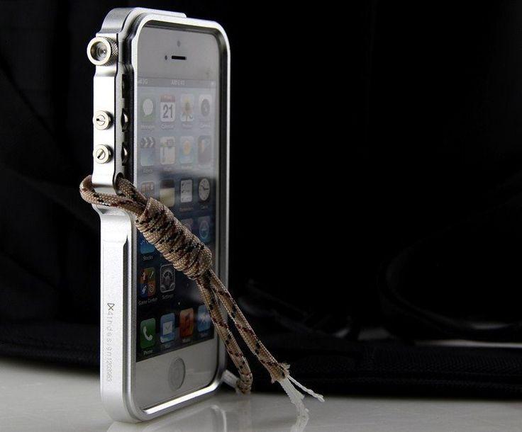Tough Aluminum Bumper case for iphone