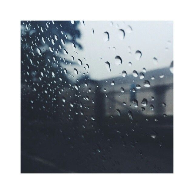 It's raining it's raining