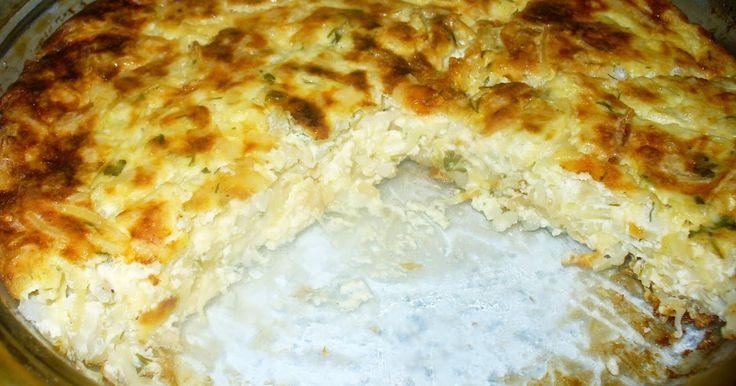 Кабачковый пирог с сыром, творогом и рисом получается легким, сочным, нежным, сытным.