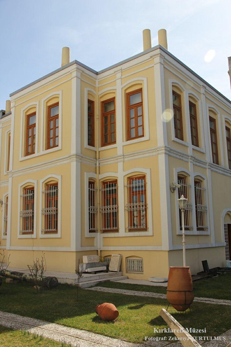 Kırklareli Müzesi, Türkiye