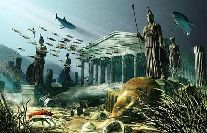 Тайна исчезновения Атлантиды.