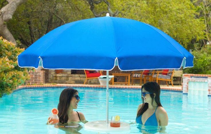 Best 25 Pool Umbrellas Ideas On Pinterest Tropical