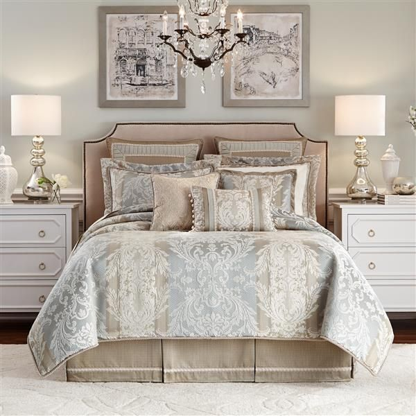 Nathaniel Bedding Collection | Croscill