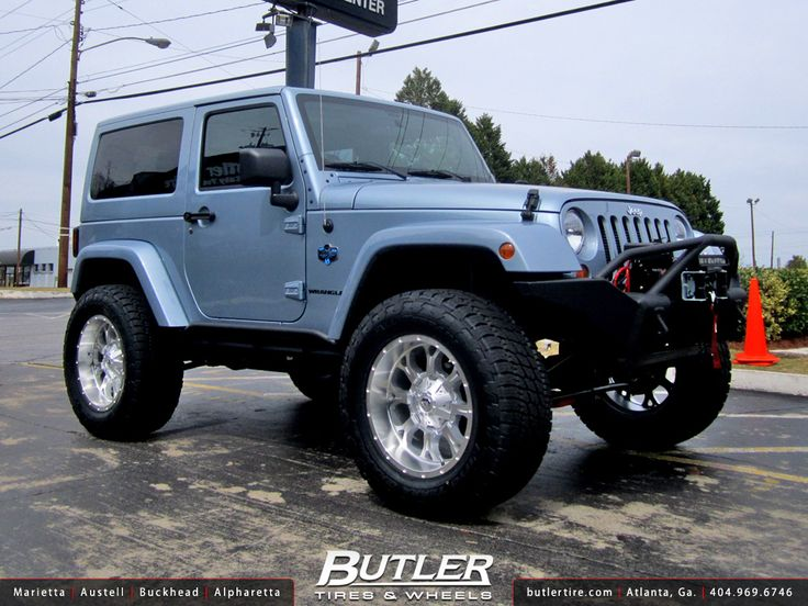 Lift Kits For Jeeps >> 3.5 lift kit jeep ... 20in Fuel Krank Wheels and Rubicon Express Lift Kit and 35in Tires | Jeep ...
