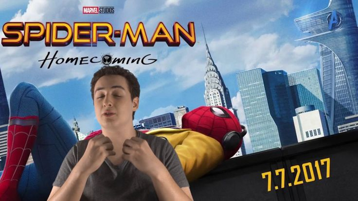 Film Review: Spider-Man -  Homecoming by KIDS FIRST! Film Critic Gerry O. #KIDSFIRST! #Marvel #Disney #Spiderman #SpidermanHomecoming
