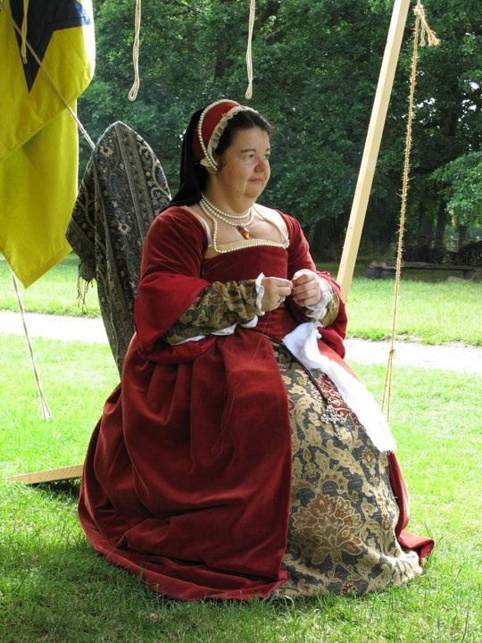 17 best images about living history costumes by allison for French tudor