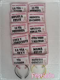 Resultado de imagen para carteles con frases para baby shower