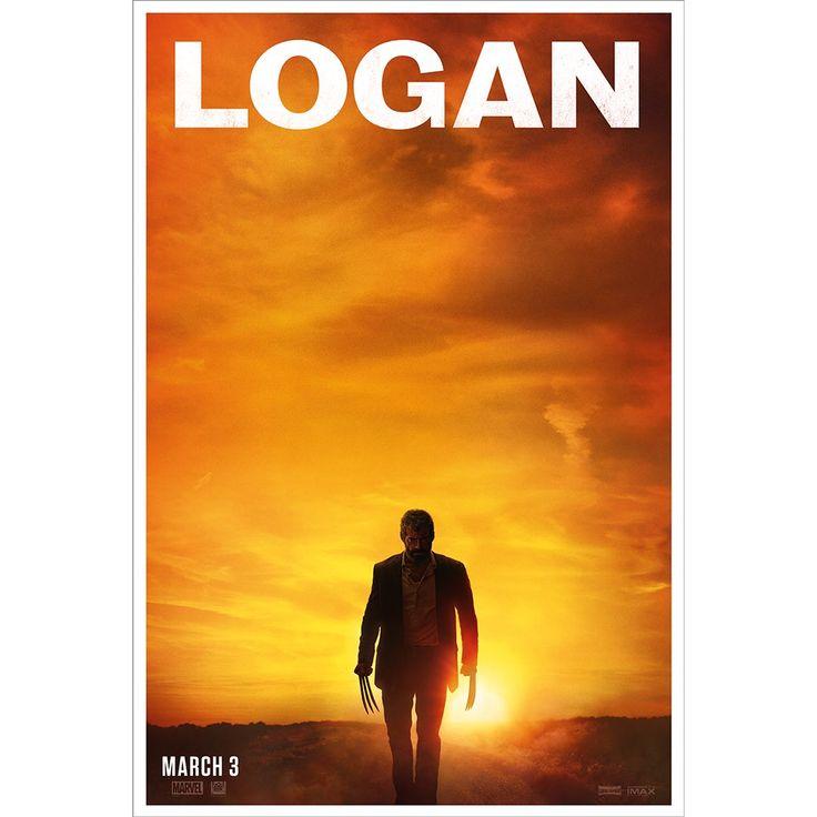 Logan caminha contra o pôr-do-sol em novo pôster - Jovem Nerd