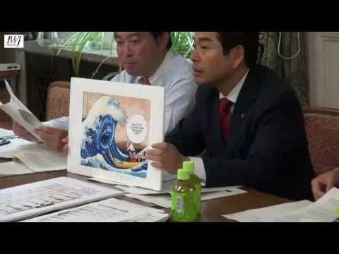 民進党、安倍風刺画デマに釣られ大恥をかくwwwwwwwwwwwww