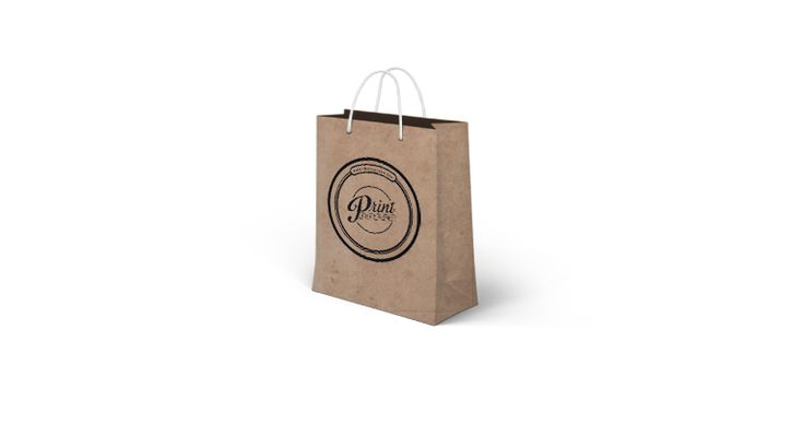 Quirky Paper Bag Printing