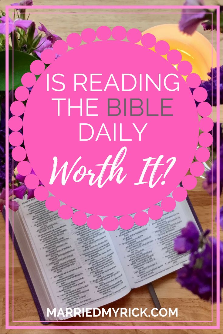 Bible Study, Reading the Word, Women in the Word, Quiet Time, Reading the Bible, Should I read the Bible