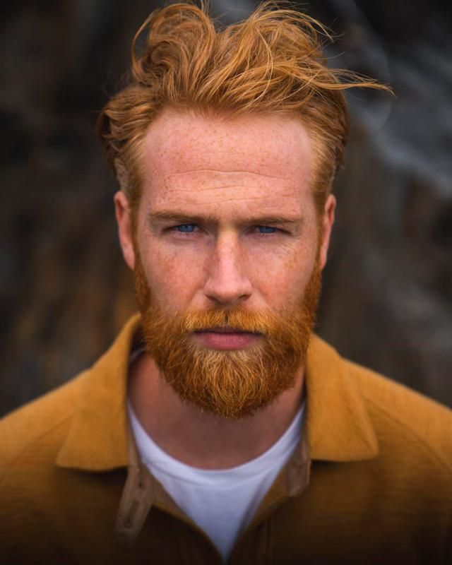 Mens Hair Styles Menshairstyles Red Hair Men Mens Hairstyles With Beard Hair And Beard Styles