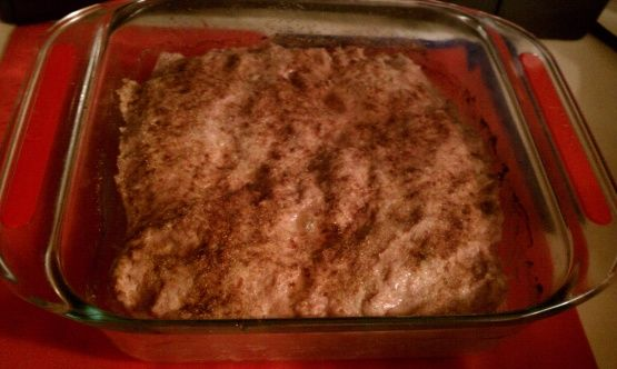 Fast & Easy Eggless Meatloaf