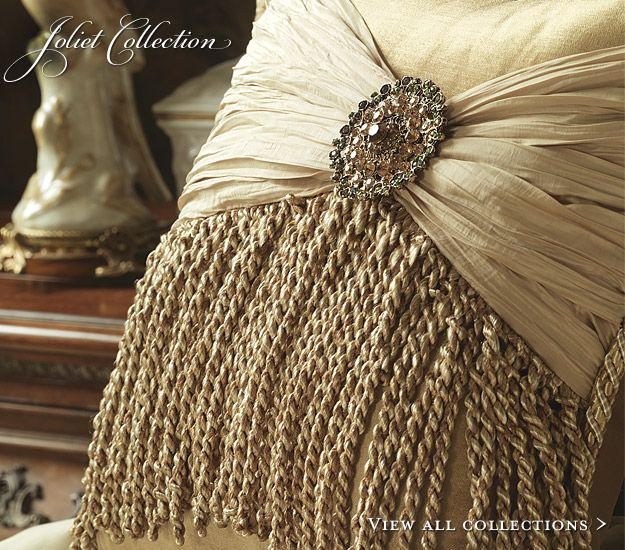Marquise - Luxury Bedding Collections, Custom Bedding, Bedding Linens