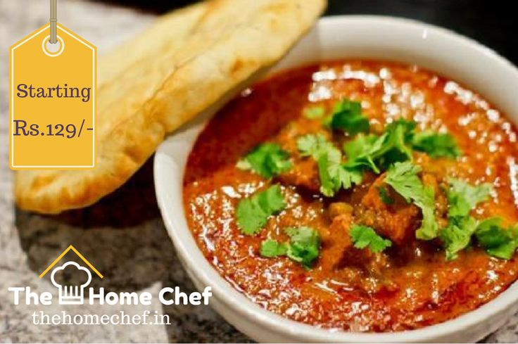 Add some happiness to your day and enjoy delicious #food from www.thehomechef.in/daily-meals    #IndianFood #DailyMeal #OrderFoodOnline #TheHomeChefIndia
