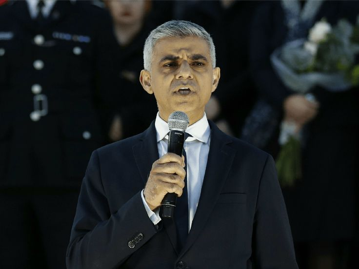 Mayor Sadiq Khan Says London 'Safest Global City', Slams Donald Trump Junior