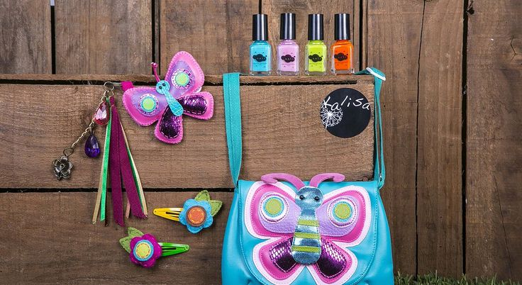 Our Deluxe gift set! This one has the lot and is the best value for money. If you are looking for the perfect gift for a young girl then look no further. visit www.kalisa.com.au