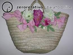 borse di paglia decorate a mano - Cerca con Google