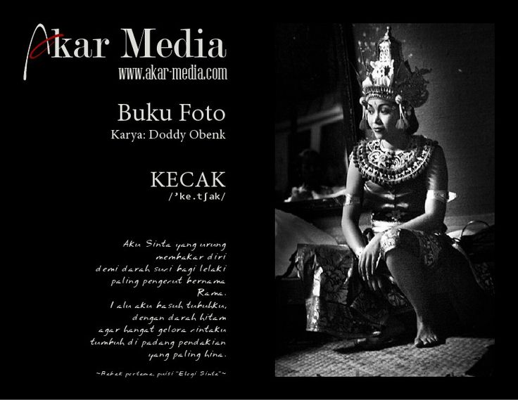 Bali Dance - Kecak photo book free to download by Akar Media Magazine [Majalah Online Indonesia]