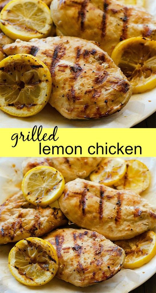 This chicken is amazing and packed with flavor!