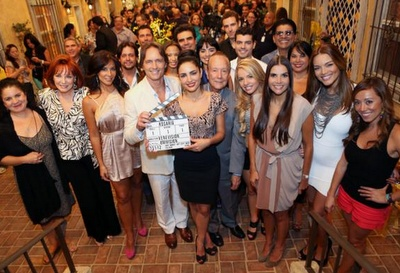 Cero y van Tres, Guy Ecker repite protagonico en univision con la telenovela Rosario, la cual como es de costumbre se realizara en co-produccion con Venevision International.