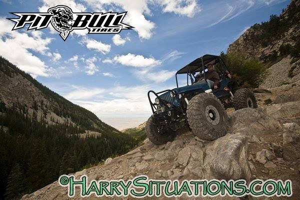 """Brian Sumner - Have a set of Rockers on my Jeep that have worked awesome on the rocks. Have another set of Rockers on order for my smaller trail rig. Next on my wishlist would be 41.5 Radial Rockers for 17"""" rims that would go on a tube buggy I am going to build."""