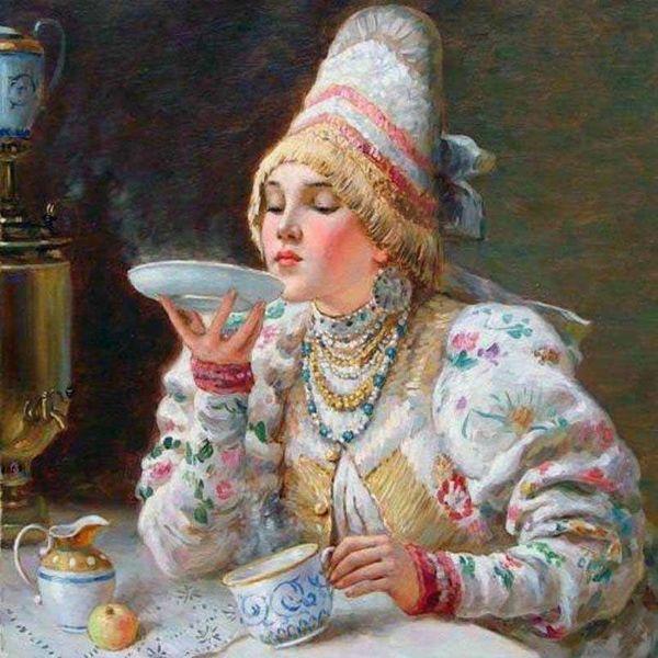Сочетание сортов чая и сладостей