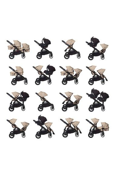 Baby Jogger 'City Select' Single Stroller Silver One Size