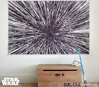 Star Wars™ Hyperdrive Mural #pbkids                                                                                                                                                                                 More