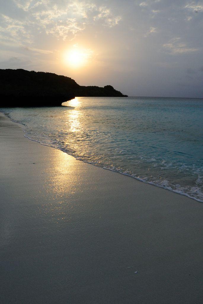 Peng Beach Lifou, Loyalty Islands, New Caledonia, France