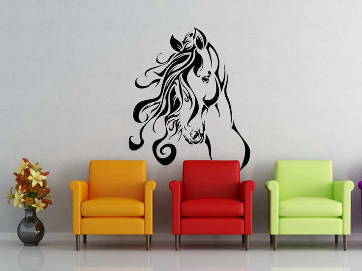 Vinyls Vinyl Wall Decals And Horses On Pinterest
