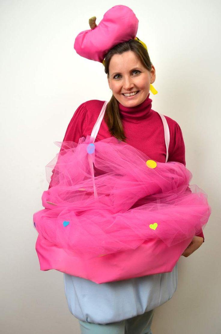 TUTORIAL - Vestito carnevale cupcake fai da te - Carnevale su DaWanda