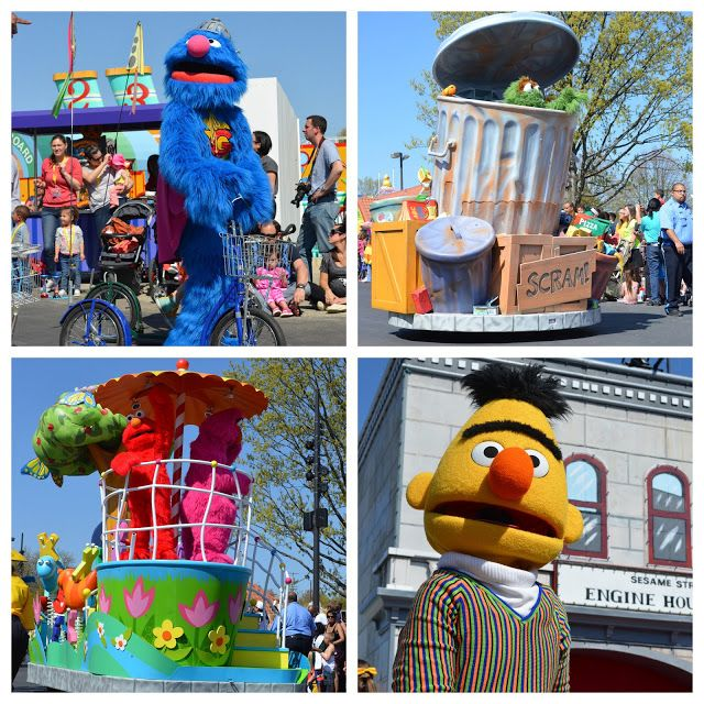 17 best images about sesame place on pinterest t shirts for Best places for mini vacations