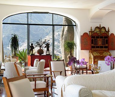 Lobby Of Hotel San Pietro Best Hotels In Italy Il Di Positano