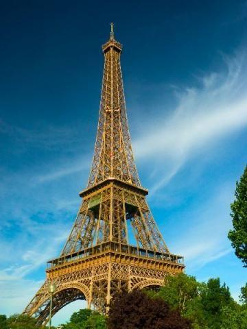 Turnul Eiffel - Paris -