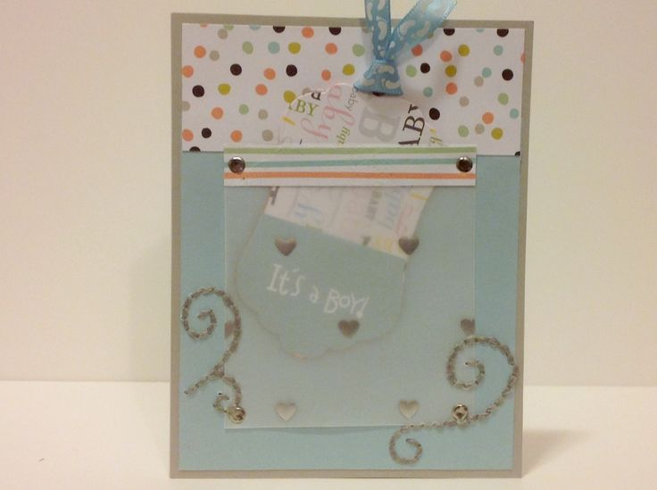 Baby card 3 front