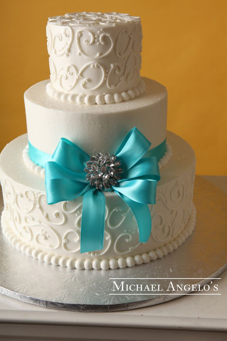 teal and white wedding cake 17 best images about bows and brooches on 20773