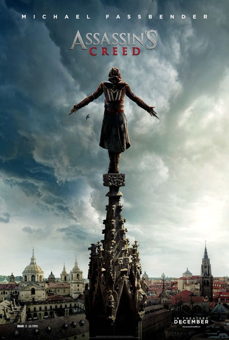 Assassins Creed - Visto em: 10/01/2017 - Cinema (pre) - Mediano.