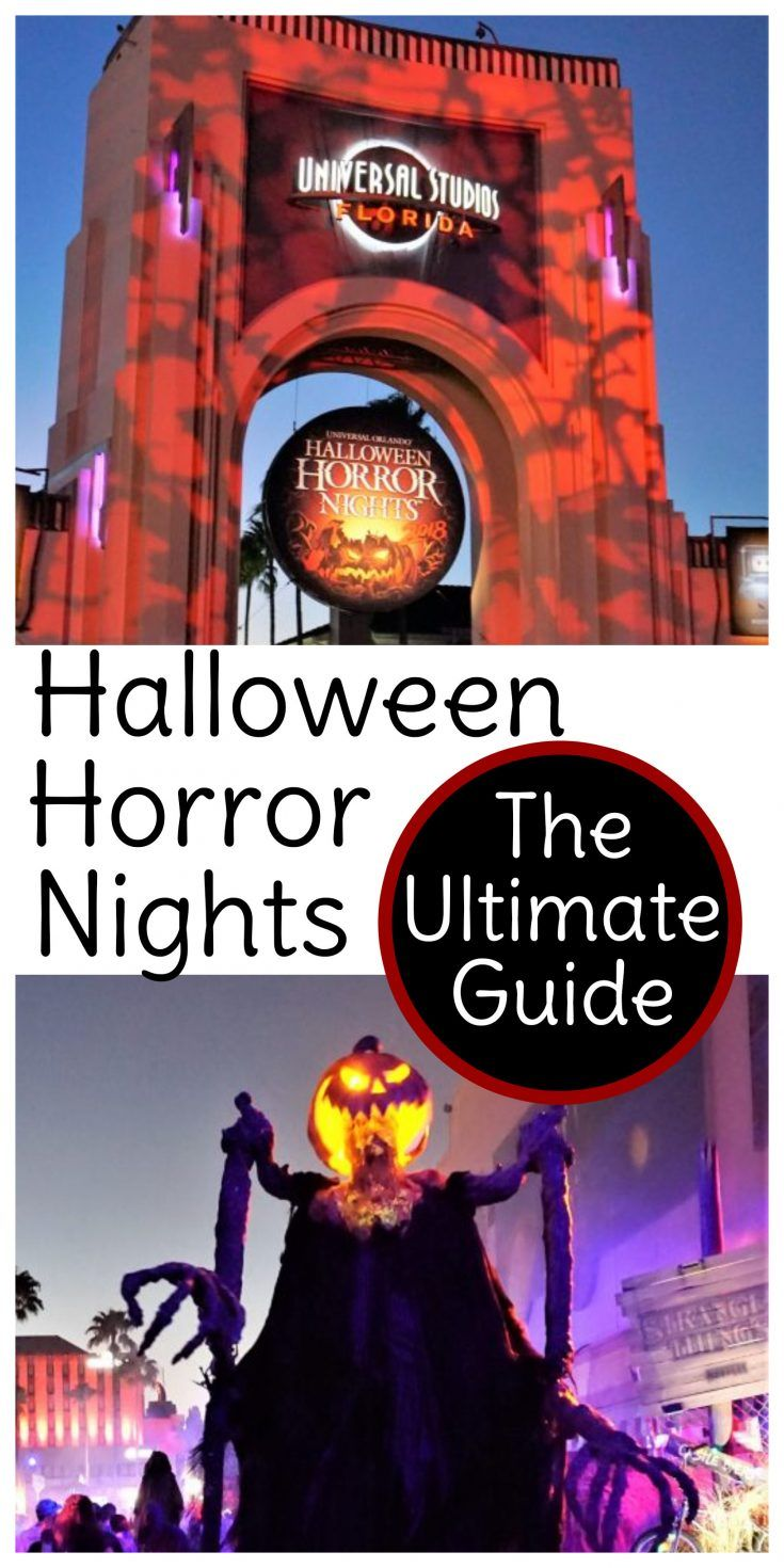 Halloween Horror Nights 2019 Poster.Halloween Horror Nights At Universal Orlando Travel