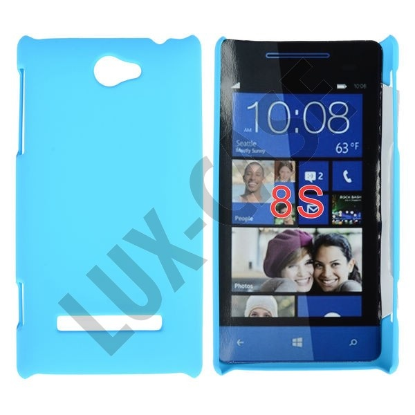 Lys Blå HTC 8S Deksel