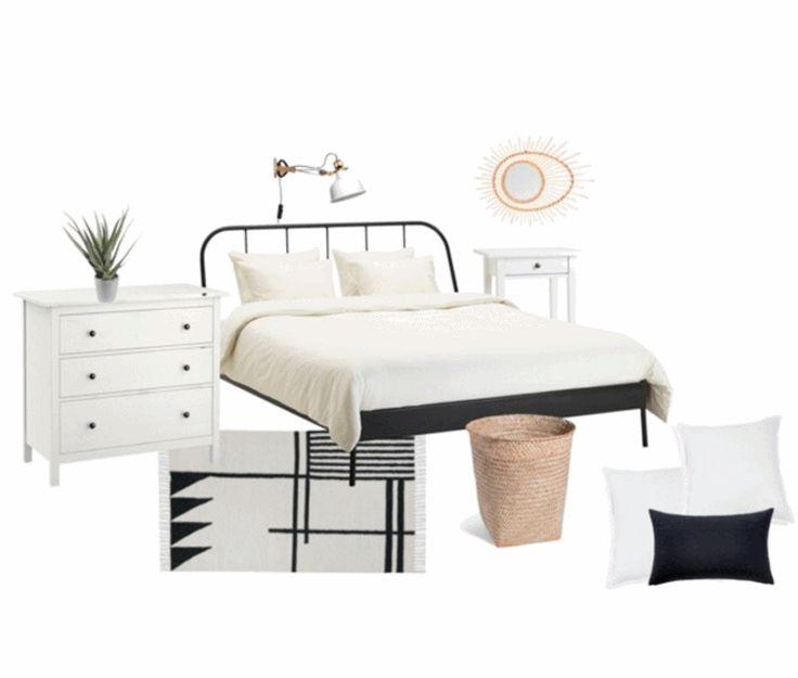 M s de 25 ideas incre bles sobre dormitorio hecho de for Crear dormitorio virtual